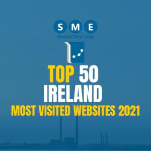 top 50 websites ireland 2021